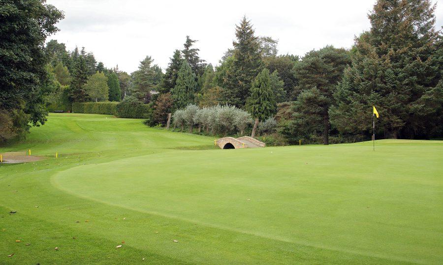 Inverness Golf Club.