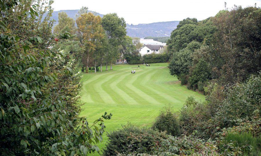 Inverness Golf Club 12th Hole.