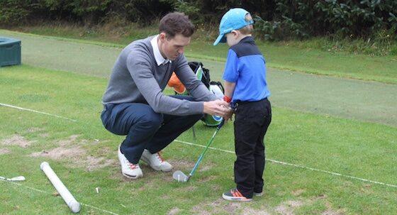 Inverness Golf Club Ross Black Coaching
