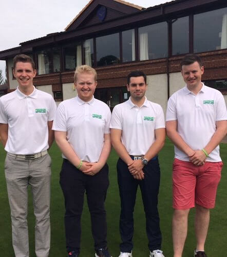 Macmillan Cancer Research Inverness Longest golf day