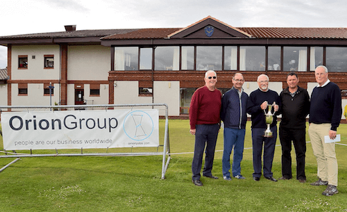 Orion IGC Senior Open winners