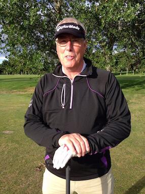 Peter Sinclair Senior Scratch Club Champion 2016