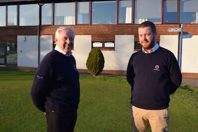 Inverness golf club stuart rennie and gordon