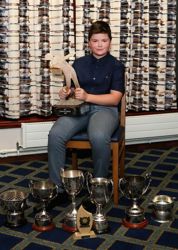 Inverness Golf Club Calum Daun Junior Golfer