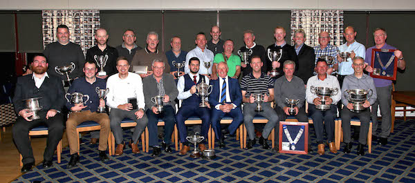 Inverness Golf Club Gents Golf Awards 2016