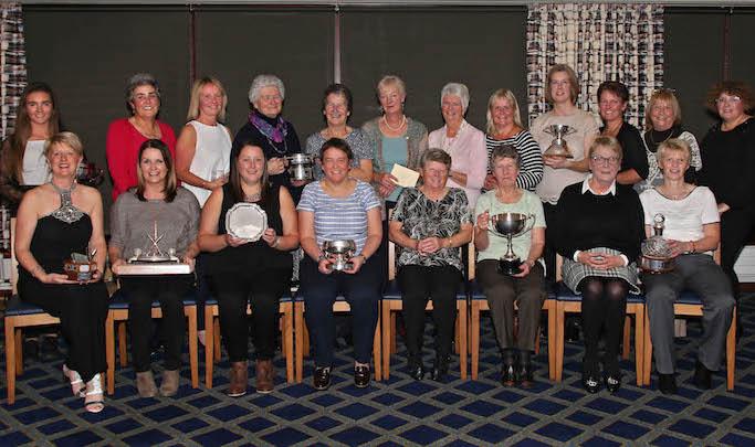 Inverness Ladies Golf Awards 2016