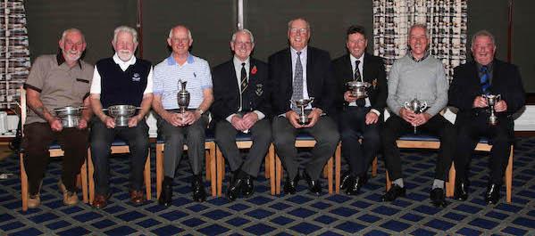Inverness Seniors Golf Awards 2016