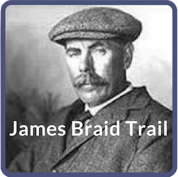 James Braid golf course IGC