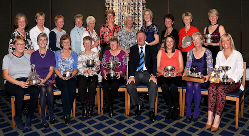 Ladies Competition winners Inverness Golf club
