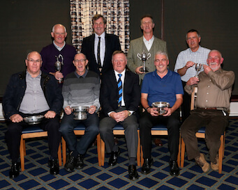 Seniors Competition winners Inverness golf club