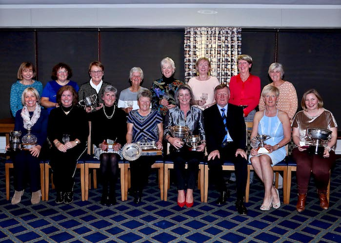 IGC ladies prizes annual awards 2018 700